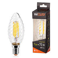 Лампа светодиодная 25YCTFT7E14