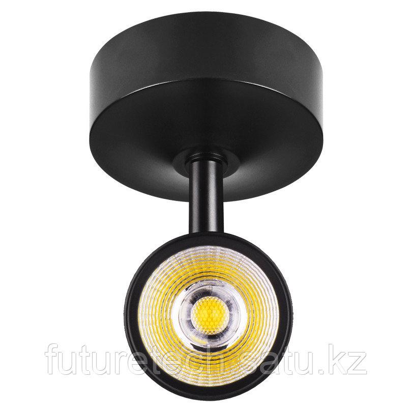 Светильник накладной SPOT01-CLL5W-BL - фото 2