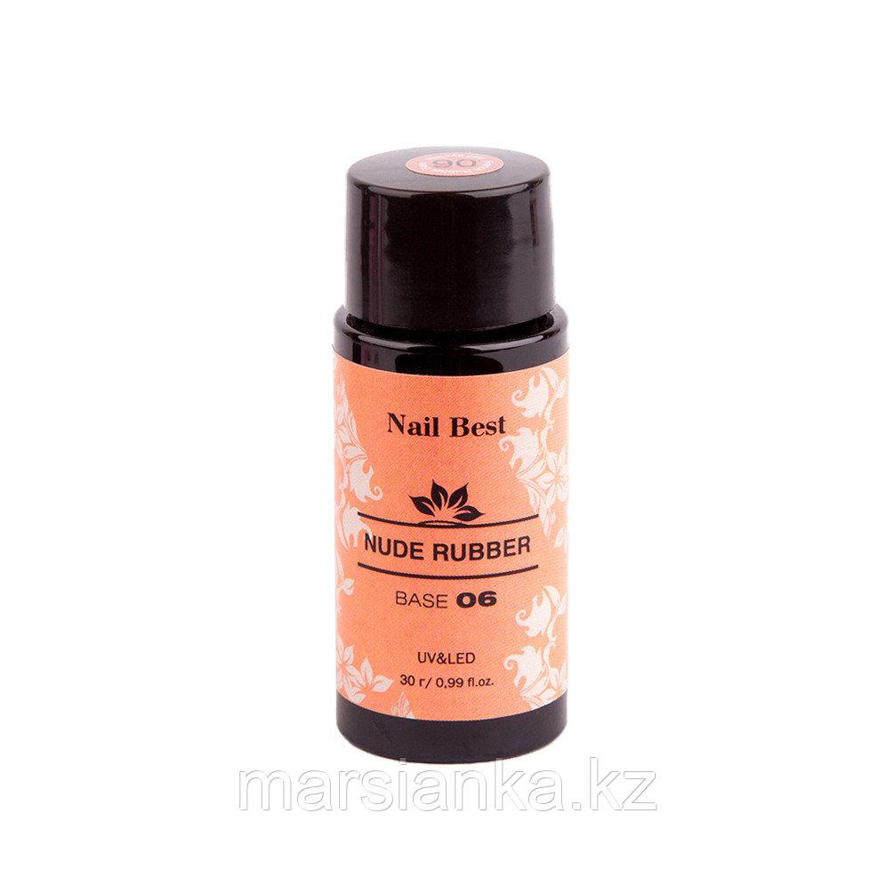 База Nail Best Nude 06, 30мл