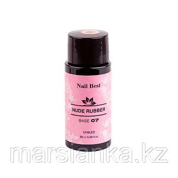 База Nail Best Nude 07, 30мл