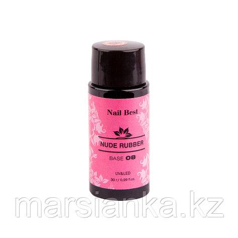 База Nail Best Nude 08, 30мл, фото 2