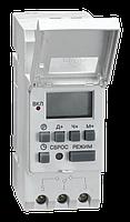 Таймер ТЭ15 цифровой 16А 230В на DIN-рейку IEK