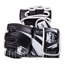 Перчатки ММА Venum Challenger Black (Шингарды)