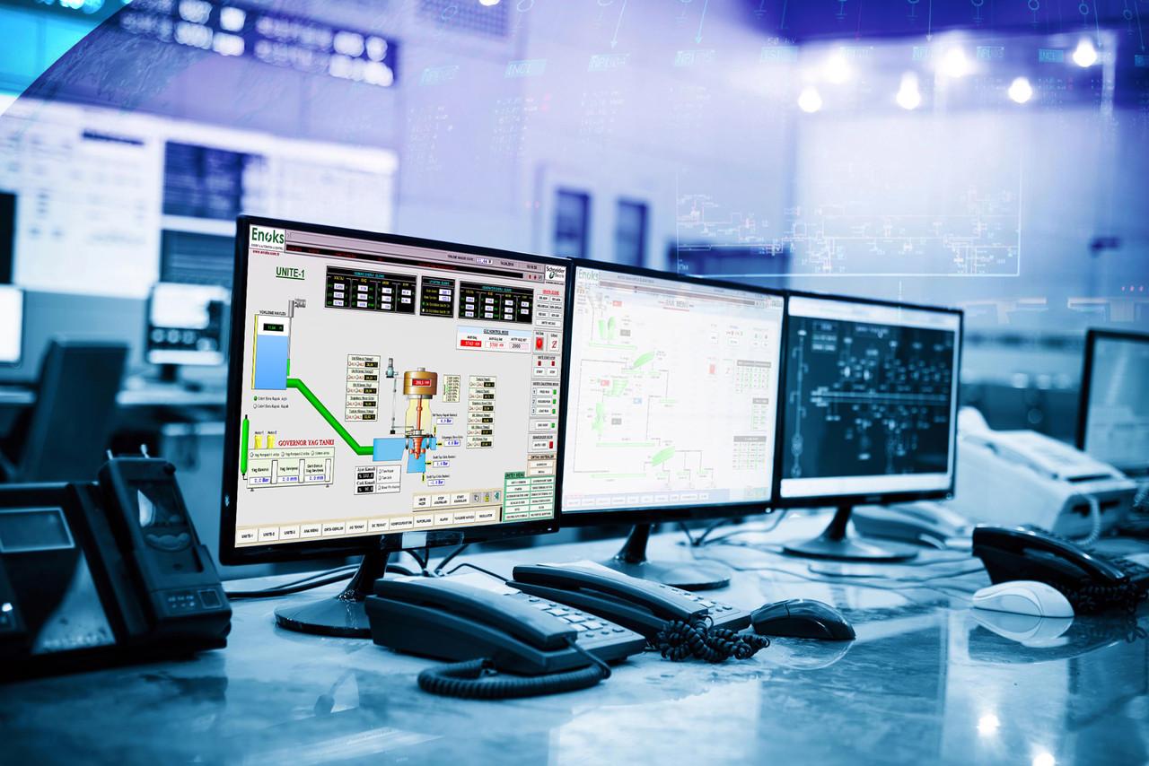 Разработка программного обеспечения, SCADA системы