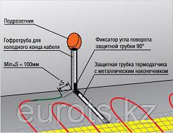 Руководство по монтажу электрического теплого пола