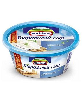 Сыр творожный HOCHLAND «Сливочный», 220 г