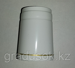 Термоколпачок для винных бутылок белый