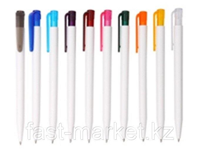 Ручки шариковые на пружине