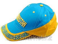 """Бейсболки """"Казахстан"""" (без лого)"""