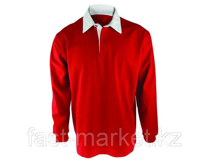 Рубашка регби, 280гр, 100% хлопок