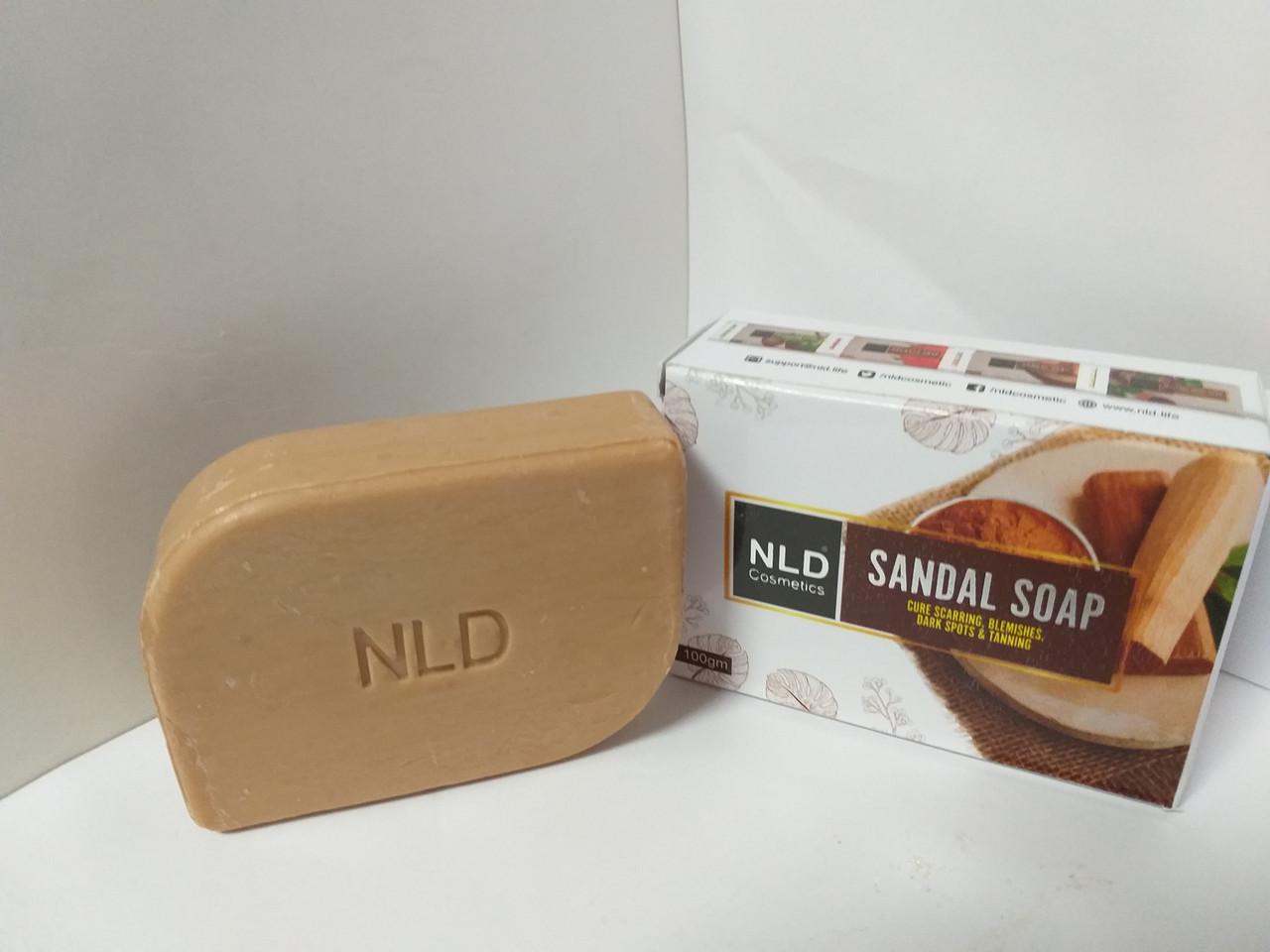Сандаловое мыло, 100 гр, NLD
