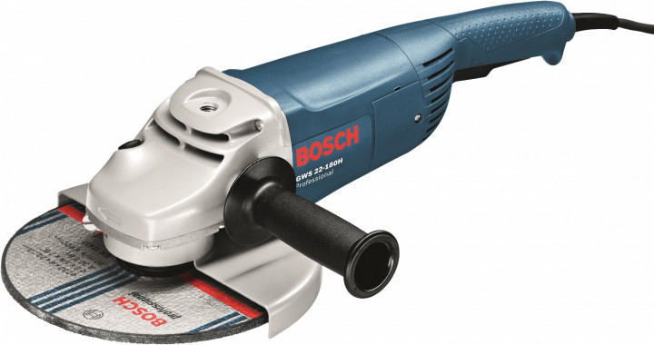 Угловая шлифмашина Bosch GWS 22-180 H