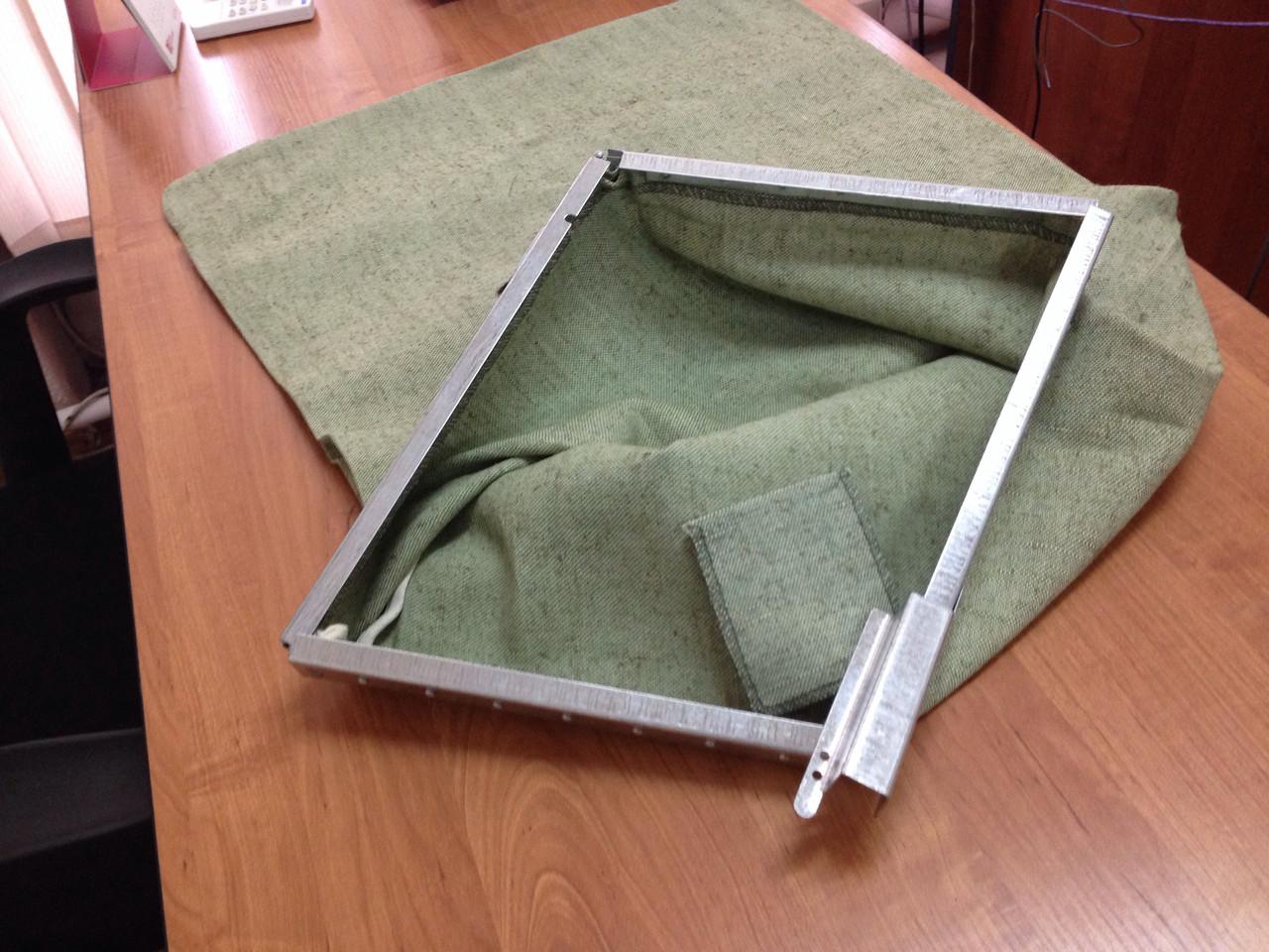 Мешок для эвакуации документов 90х60см с металлическим замком