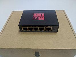 Hrui ITC901-AF-41 PoE коммутатор