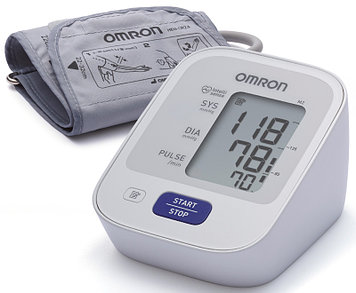 Тонометр автоматический электронный OMRON M2 Basic (HEM-7121-RU) на плечо