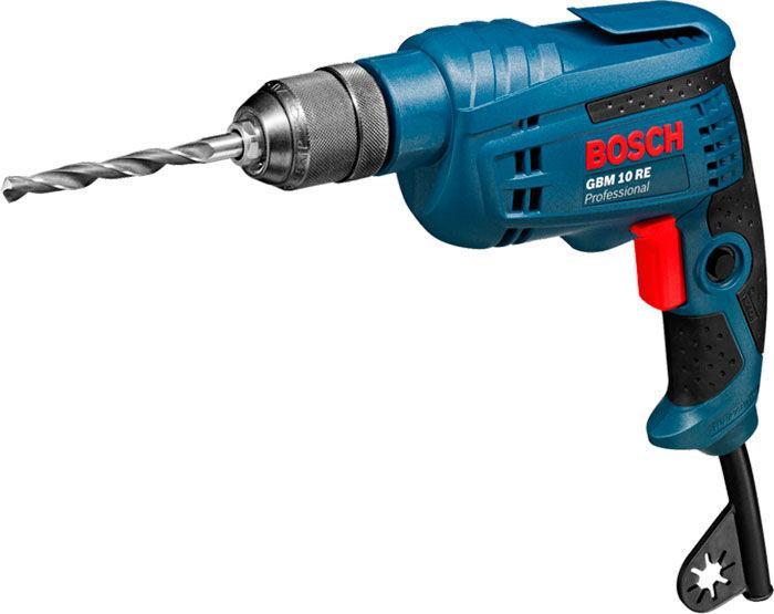 Дрель ударная Bosch GBM 10 RE