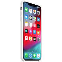 Apple iPhone XS Max Silicone Case White аксессуары для смартфона (MRWF2ZM/A)