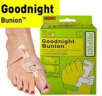 Фиксатор от косточки Good Night Bunion (ночной)