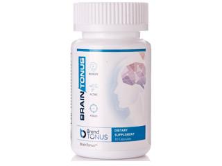 Brain Tonus (Брэйн Тонус) капсулы для повышения мозговой активности