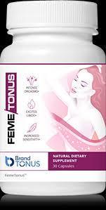 FemeTonus (ФемеТонус) капсулы для увеличения женского либидо