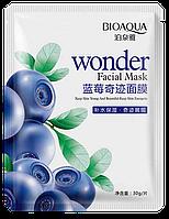 Тканевая маска BioAqua Wonder Facial Mask