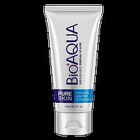 Крем для умывания против акне BioAqua Pure Skin