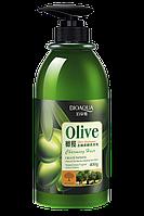 Шампунь с вытяжкой из оливы BioAqua Olive Shampoo