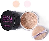 Пудра-кушон BioAqua Silky Soft Honey Powder