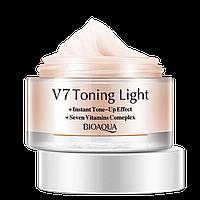 Крем для лица BioAqua V7 Toning Light Cream