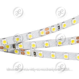 Лента RT 2-5000 24V Warm3000 5mm 2x (3528, 600 LED, LUX)