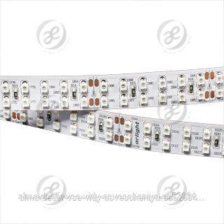 Лента RT 2-5000 24V Yellow 2x2 (3528, 1200 LED, LUX)