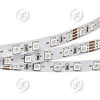 Лента RT 2-5000 24V Green 2x (5060, 300 LED, LUX)