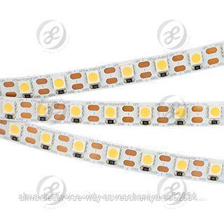 Лента RT 2-5000 12V Cx1 Warm2700 2x (5060, 360 LED, LUX)
