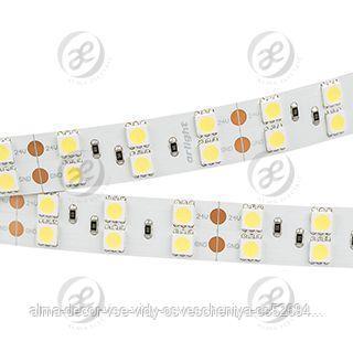 Лента RT 2-5000 24V White6000 2x2 (5060, 600 LED, LUX)