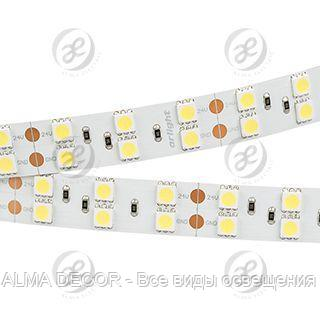 Лента RT 2-5000 24V Warm2700 2x2 (5060, 600 LED, LUX)