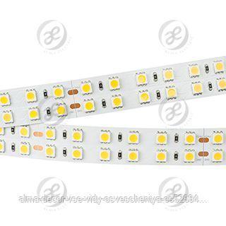 Лента RT 2-5000 24V Warm2700 2x2 (5060, 720 LED, LUX)