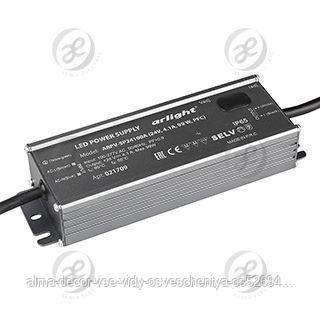Блок питания ARPV-LG24100-PFC-ADJ-S (24V, 4.1A, 99W)