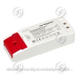 Блок питания ARJ-LK48320-DIM (15W, 320mA, PFC, Triac)