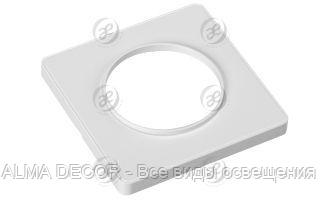 Рамка Odace белая S52P802