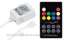 Аудиоконтроллер VT-S15-3x1A (12-24V, ПДУ Карта 18кн, RF)