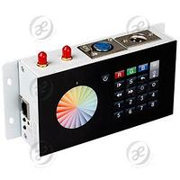 Контроллер DMX SR-2816WI Black (12V, WiFi, 8 зон)