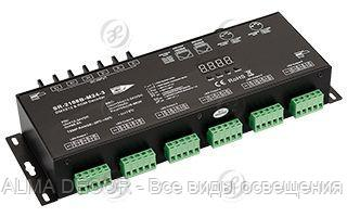 Декодер DMX SR-2108B-XLR3-24CH (12-24V, 24x4A)