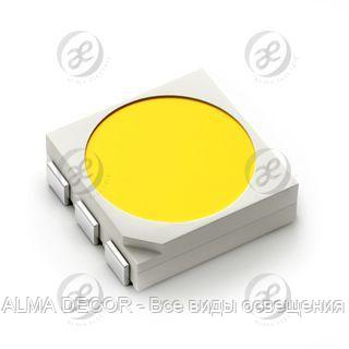 Светодиод ARL-5060WYC3 WarmWhite (H238)