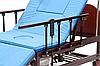 MET REVEL NEW Медицинская кровать для лежачих больных с электрорегулировками, переворотом и туалетом, фото 6
