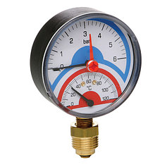 Приборы измерения и изменения температуры и давления