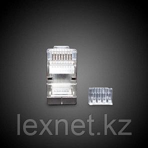 Коннектор, SHIP, S901E, RJ 45, Cat.6, FTP, Экранированный, (100 штук в пакете), фото 2