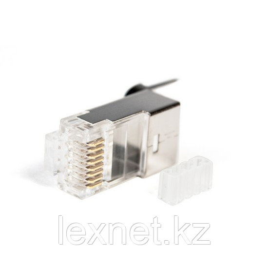 Коннектор, SHIP, S901G, RJ 45, Cat.6A, S-FTP, (100 штук в пакете)