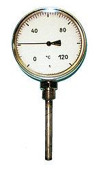 Термометр ТБ биметаллический