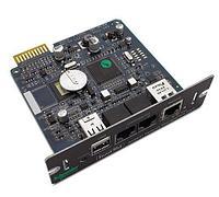 Плата APC UPS Network Management Card with PowerChute Network Shutdown & Environmental Monitoring (AP9631)