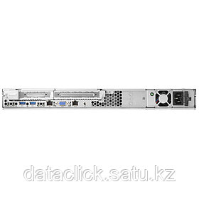 "Сервер HPE ProLiant DL20 Gen9 (1U Rack, Pentium G4560, 3500 МГц, 3 Мб, 2 ядра, 3.5"", 2 шт, 1x8гб, Без HDD)"